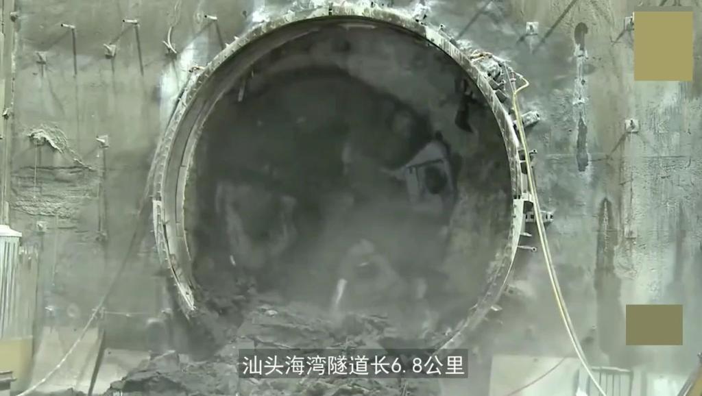 中国再建海底隧道,投资上百亿元,外媒称赞: 基建狂魔!