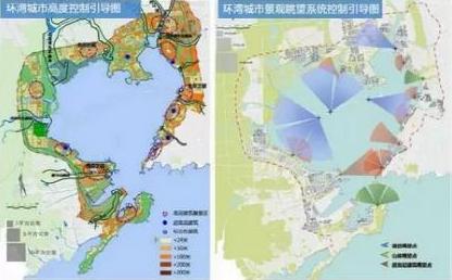 """青岛建设世界知名海湾城市,实施胶州湾生态资源保护与""""三湾三城""""城市"""