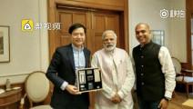 4月19日,小米科技董事长兼CEO雷军自曝,不久前去印度访问,和总理莫迪用小米手机一起自拍,这是极其罕见的!