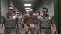 试玩WWE2K18世界摔角 中邑真辅 VS 高柏