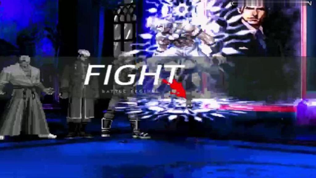 拳皇: 上来直接丢陨石这怎么玩 不是神级选手搞不定