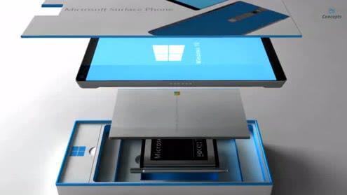 微软Surface S10手机曝光!搭载笔记本级别处理器,超大续航