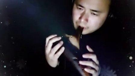 六孔陶笛曲谱2葬花吟标清