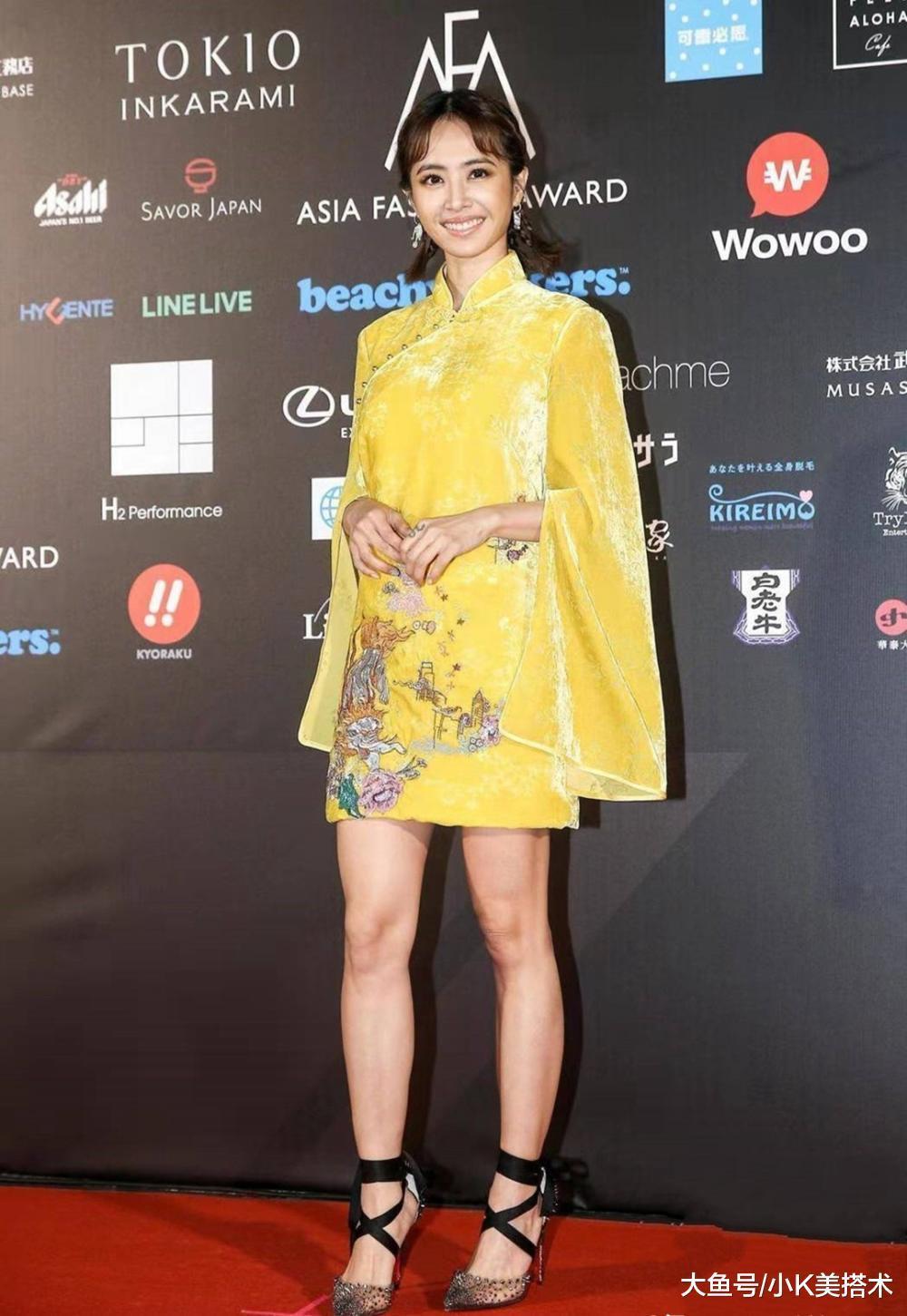 蔡依林中国风造型太美了, 扎小辫俏皮减龄, 穿改良旗袍尽显好气质
