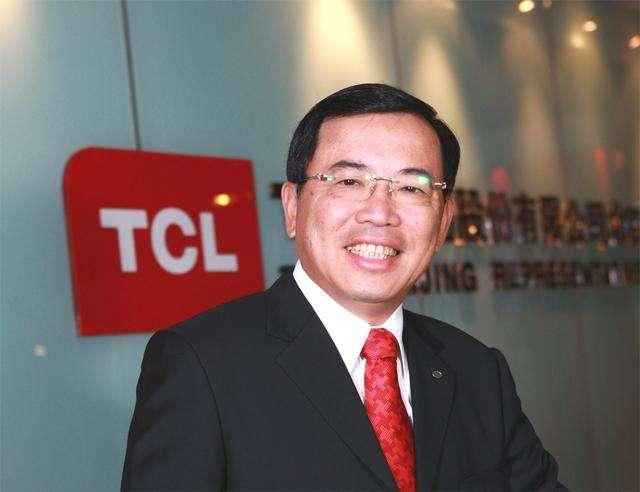 TCL低调CEO李东生:千亿巨头终成鹰之蜕变(图2)