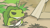 为什么玩旅行青蛙的人越来越少了?看完好心酸!