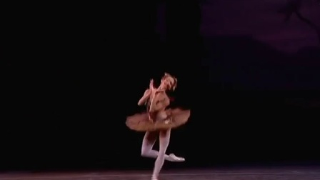 英国皇家芭蕾舞团睡美人活泼仙女变奏-Francesca Hayward