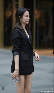 一套时尚职业装, 穿出御姐范儿(图4)