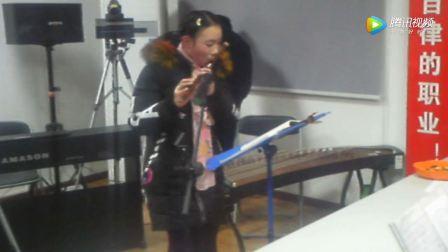 f调-亲亲茉莉花-笛子独奏-笛同