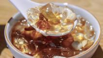 美食台   风靡大西南的冰粉,解暑第一名!