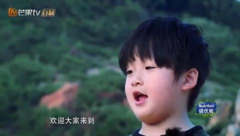 第三季的邹明轩外表看起来很憨厚可爱,但也没有被少黑.