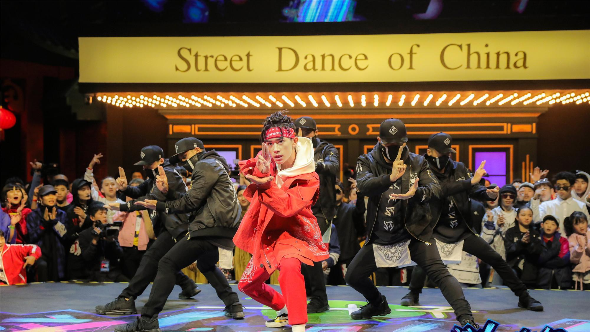 韩庚的解析太妙了  这就是街舞2  为何大神都爱到易烊千玺街道