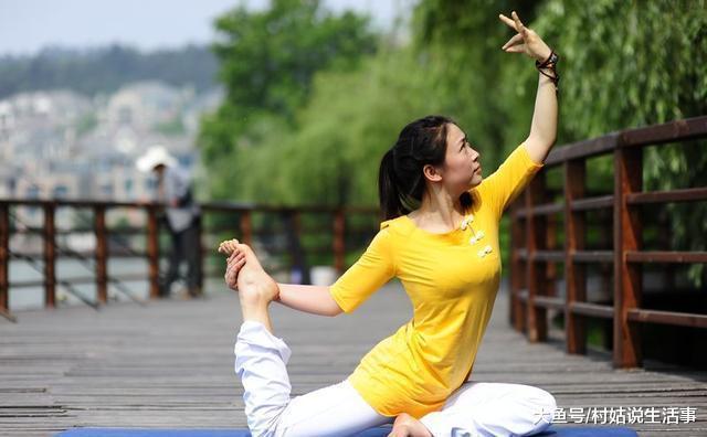 多练瑜伽瘦身效果明显, 拥有傲人身材更加自信  第6张