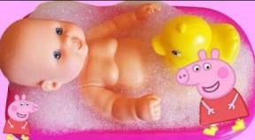 小猪佩奇弟弟乔治水舞珠珠惊喜玩具 07
