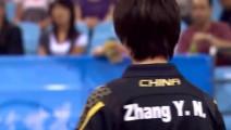 """大魔王张怡宁经典对话!网友: """"金牌随便玩,银牌别动,就那一块"""""""
