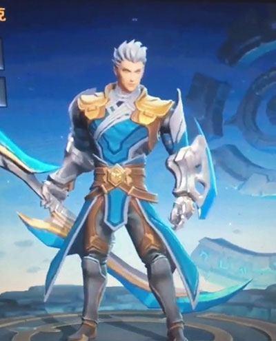 王者荣耀: 新英雄铠真面目曝光, 帅过诸葛亮, 又一男神将降临王者峡谷