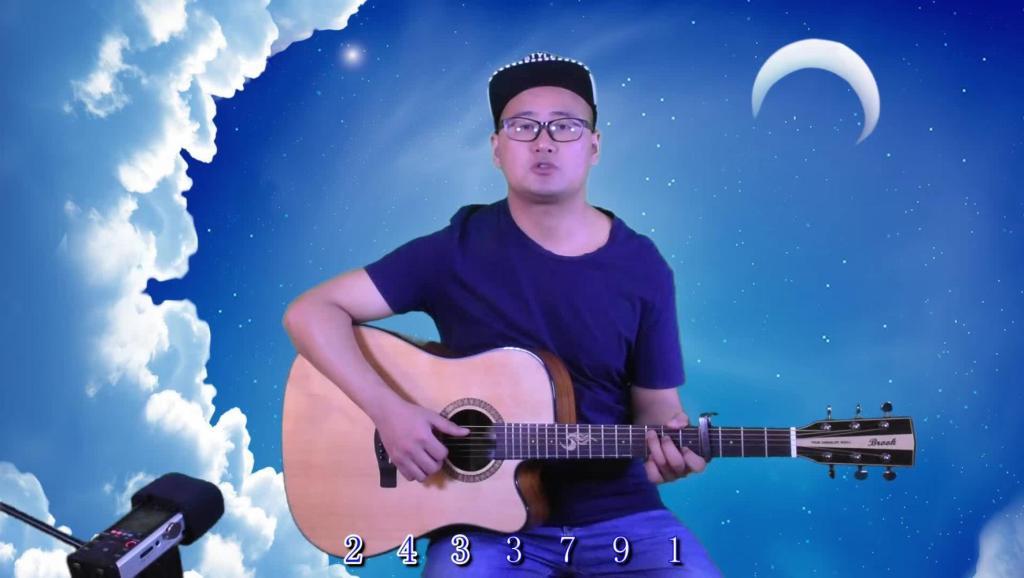 .22香港FM月亮代表我的心A