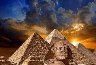 金字塔的建成外星人有参与其中吗?