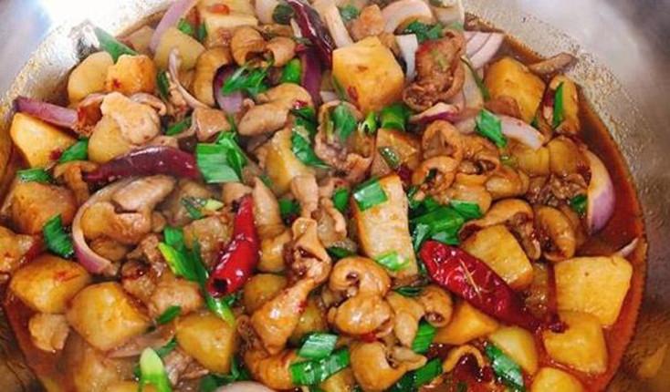 几道下饭的秘制美食, 虽简单但非常不错, 做一大盘都不剩