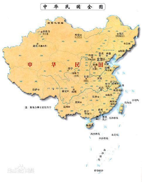 青岛市内四区划分