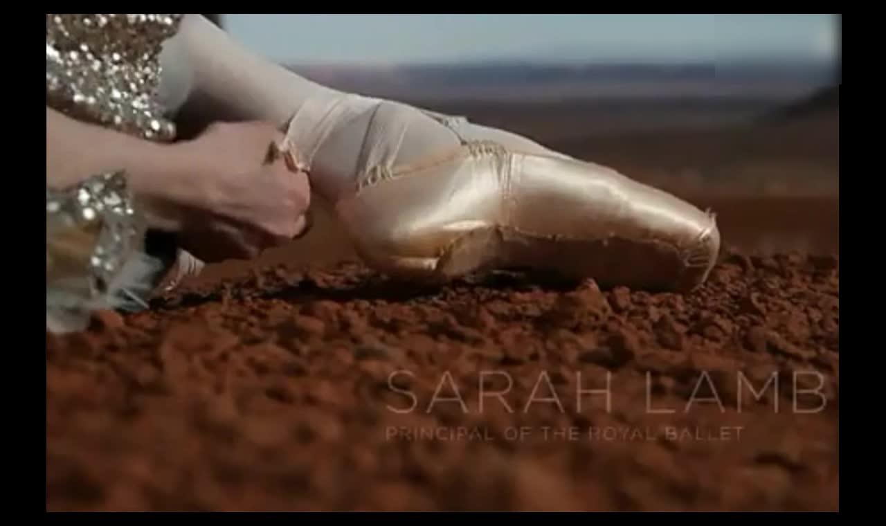 [芭蕾]英国皇家芭蕾舞团首席Sarah Lamb生日自制视频