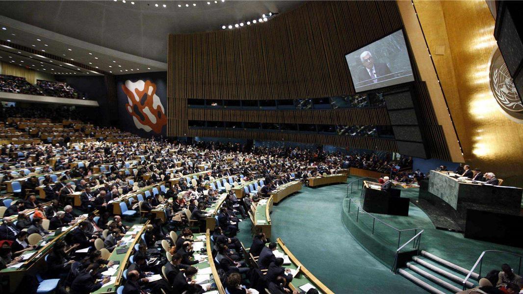 美國「倚老賣老」? 中方率先發聲, 聯合國終於打響「反美槍」!