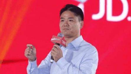 """刘强东: 小康不小康 关键看""""富人""""老乡"""