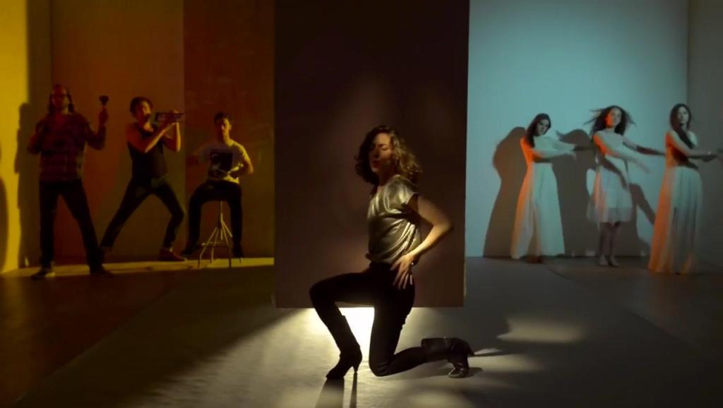 法国女歌手 clea vincent 新曲chateau perdu