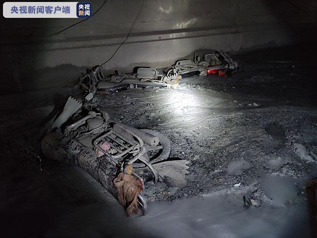 持续关注丨云南临沧隧道突泥涌水事故, 1名被困人员获救