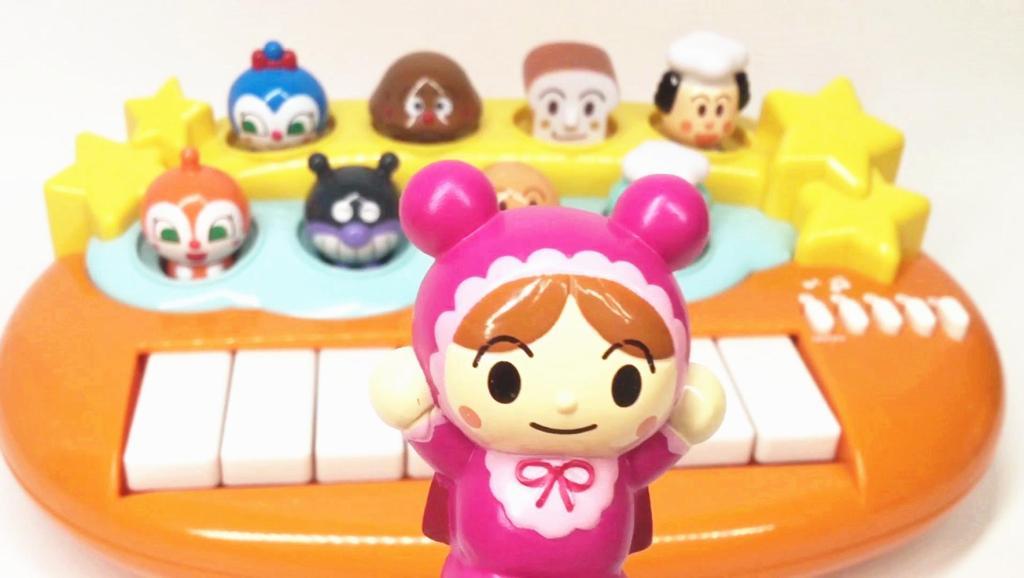 打开 bb超人音乐小课堂 面包超人小钢琴玩具视频 打开 面包超人小火车