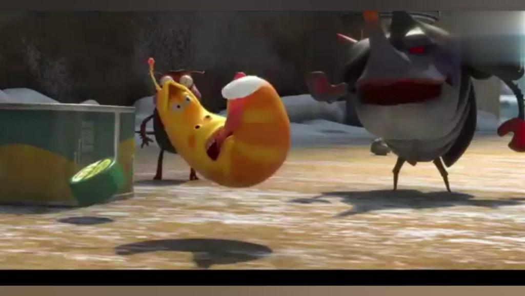 爆笑虫子: 黄虫子太猖狂被群殴!