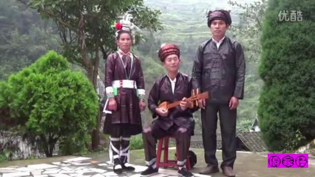 从江县洛香镇塘洞侗戏-侗族大歌-琵琶歌