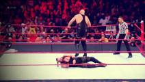 WWE5/黑山羊斯特劳曼终于被正面压制 大秀哥火力全开