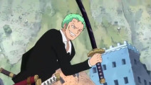 海贼王: 索隆当场侮辱皮卡,刚才是你的小声吗?