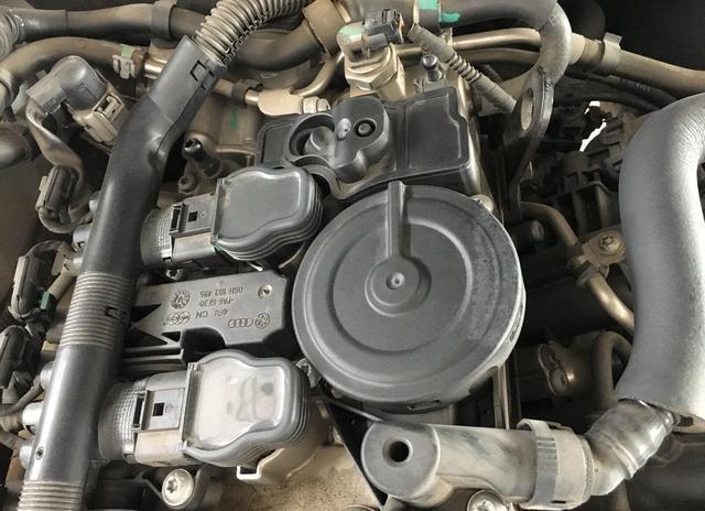 a4l落地3万公里, 废气阀就坏了, 真实车主吐槽不敢再买奥迪图片