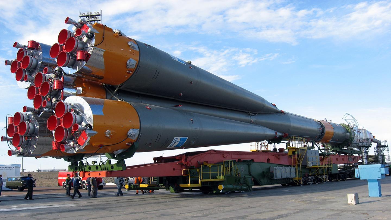 目标4亿公里外! 19个月后中国将登陆火星 4000吨重火箭快马加鞭