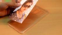 电熨斗可以DIY属于自己的手机壳,这个创意科技有趣!