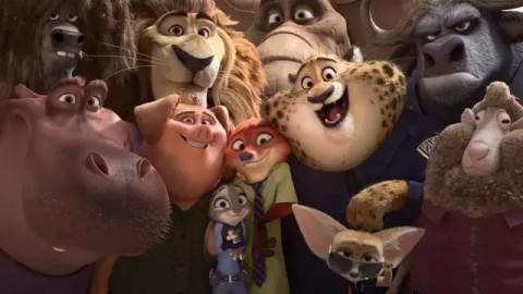 从《疯狂动物城》到《爱宠大机密》……电影里跨越物种, 世界大同图片