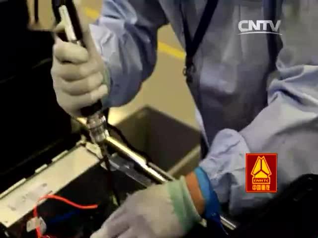 中国芯片大革命, 一个城市一辆班列, 一年就让美优势归零