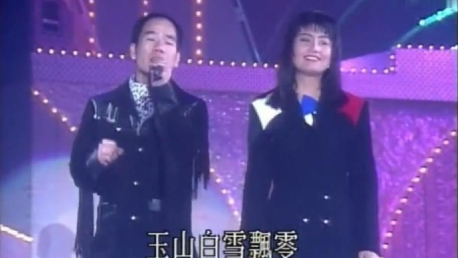 """那个""""我很丑可是我恨温柔""""的男人赵传,89年演唱《明天会更好》"""
