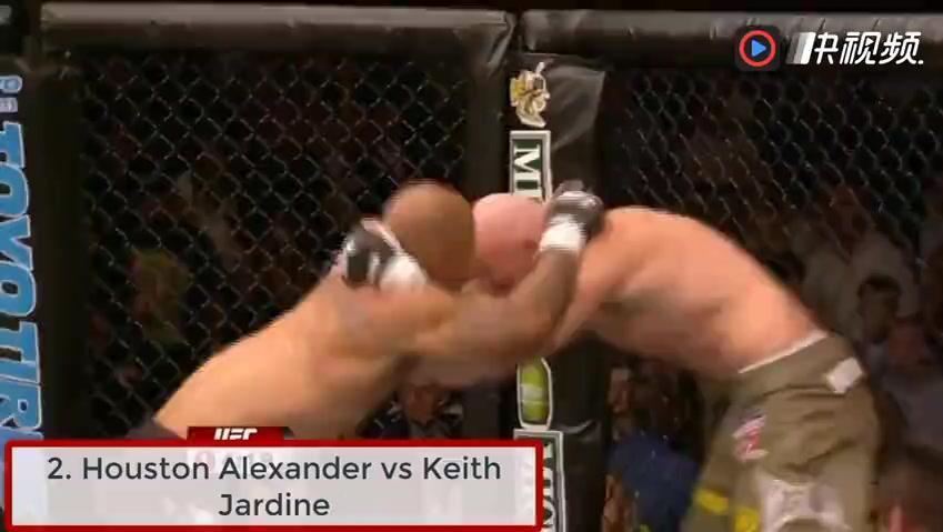 UFC五大重拳暴击KO直接把对手打退役!