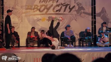 UNDISPUTED 1on1 2017,Taipei Bboy City - YAK FILMS