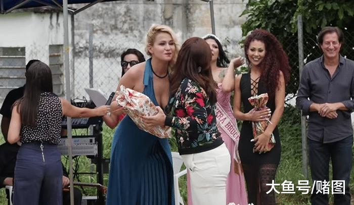 巴西女子监狱举办