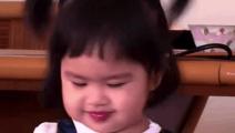 马雅舒回来了孩子们终于安静了,饺子模仿爱登米雅哭超像