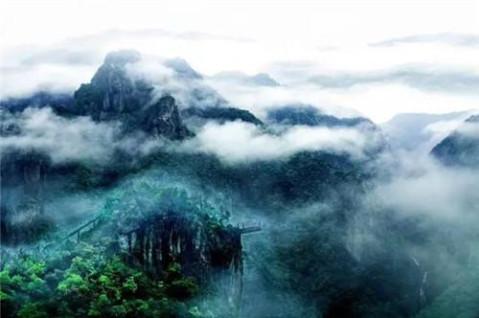 集云山中有木本植物,鸟兽类动物众多,历来是瑞安学子和百姓踏青,郊游