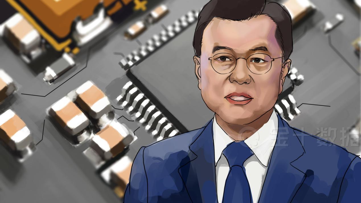 """芯片之后, 中国又一领域取得进展, 领先多年的韩国担心被""""超车"""""""