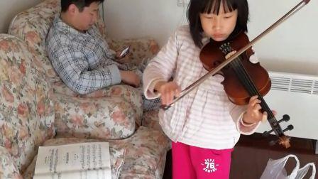 小提琴 春节序曲