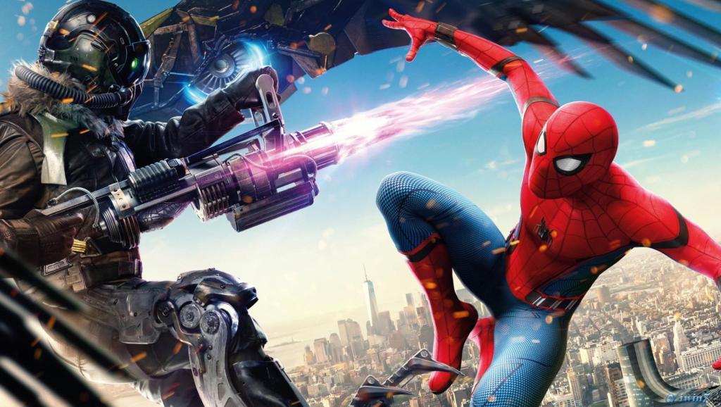 """《蜘蛛侠: 英雄归来》票房8.2亿美金强势登顶!创""""世界纪录""""!"""