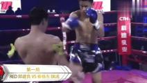 邱建良登基之战 3秒打出11拳KO泰拳王一鸣惊人