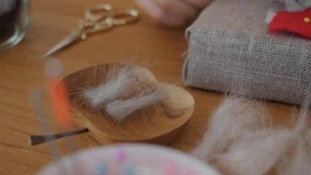 [手工大神]如何用羊毛毡制作一个栩栩如生的喵星人[给大神跪了]